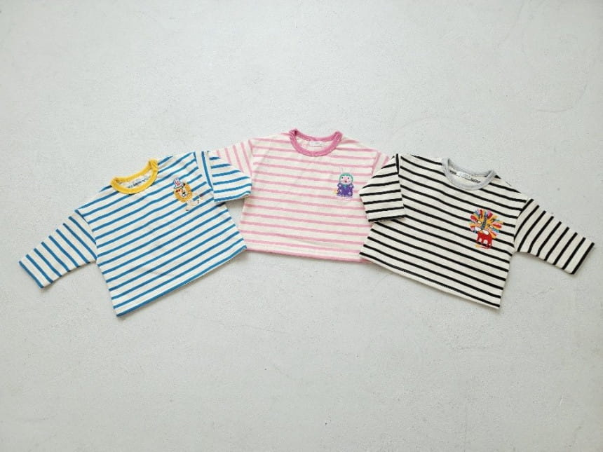 MIMICO - Korean Children Fashion - #Kfashion4kids - Amigo Tee