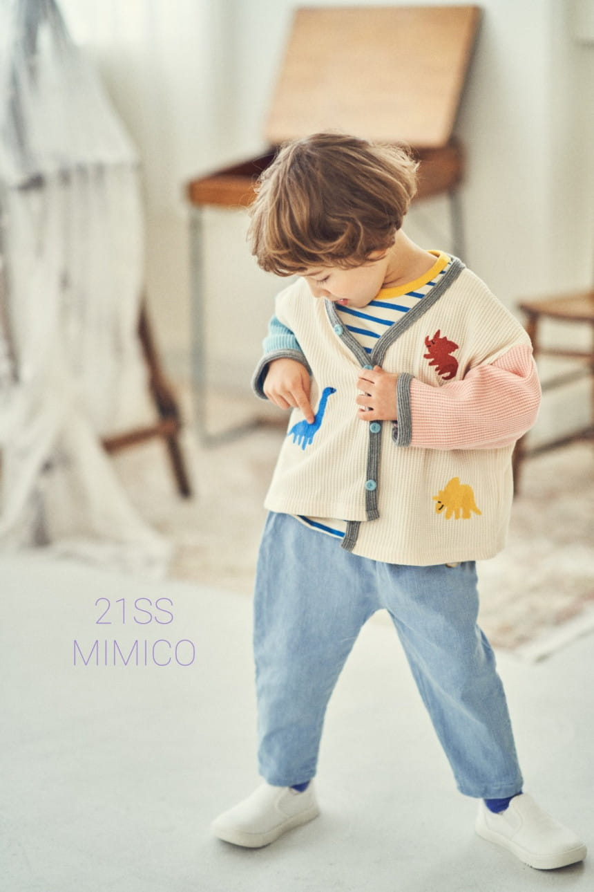 MIMICO - Korean Children Fashion - #Kfashion4kids - Amigo Tee - 3