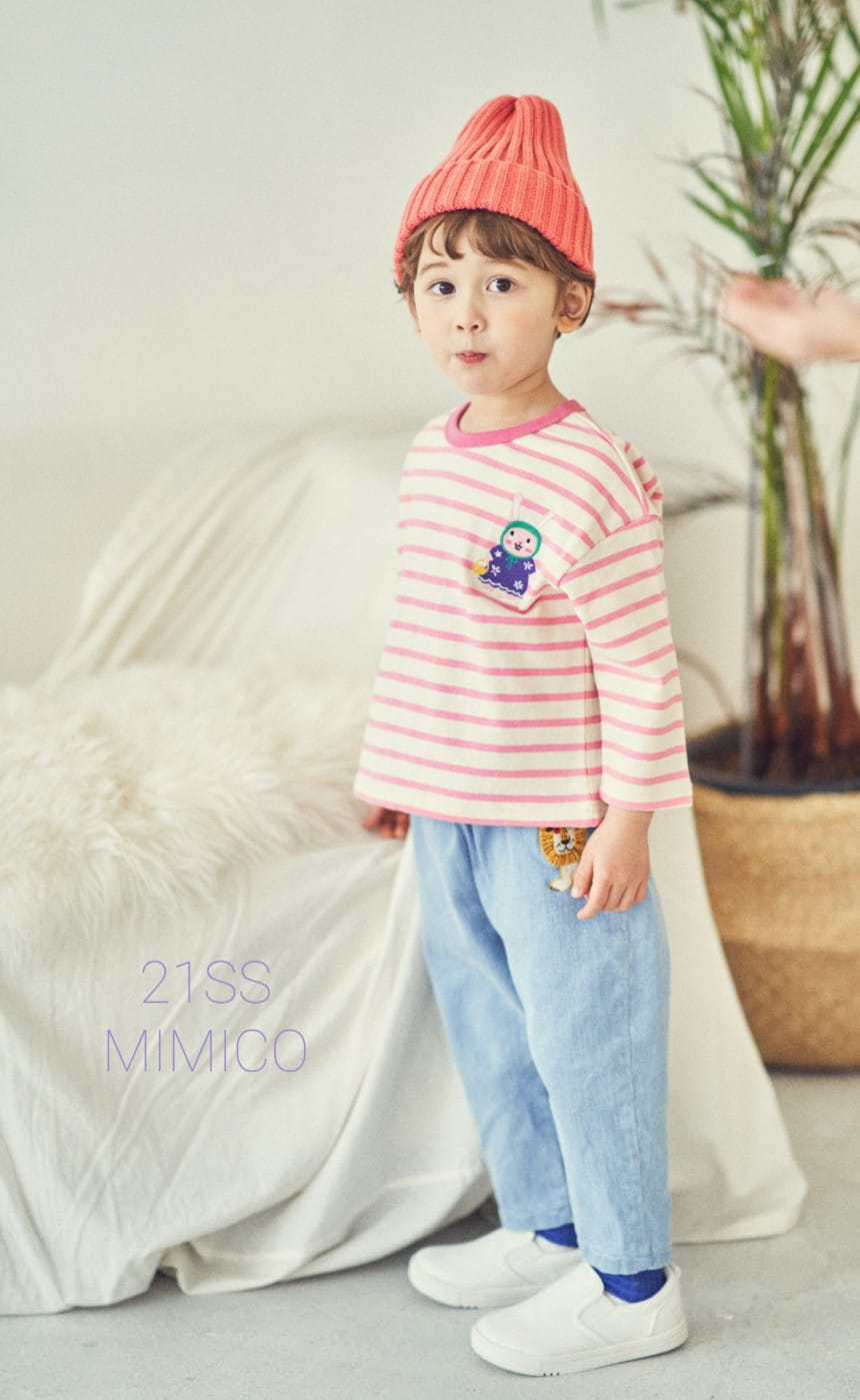 MIMICO - Korean Children Fashion - #Kfashion4kids - Amigo Tee - 4