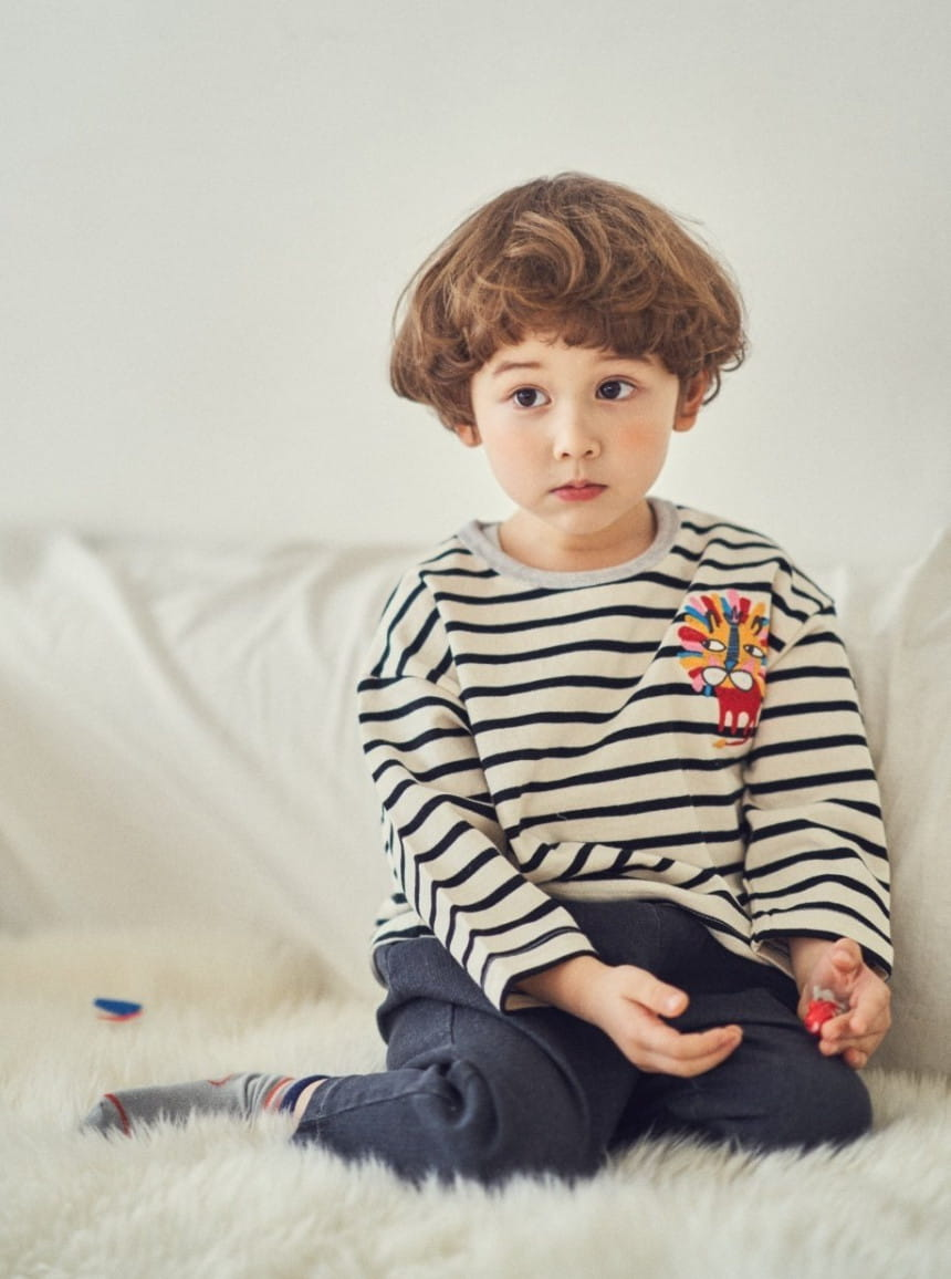 MIMICO - Korean Children Fashion - #Kfashion4kids - Amigo Tee - 5
