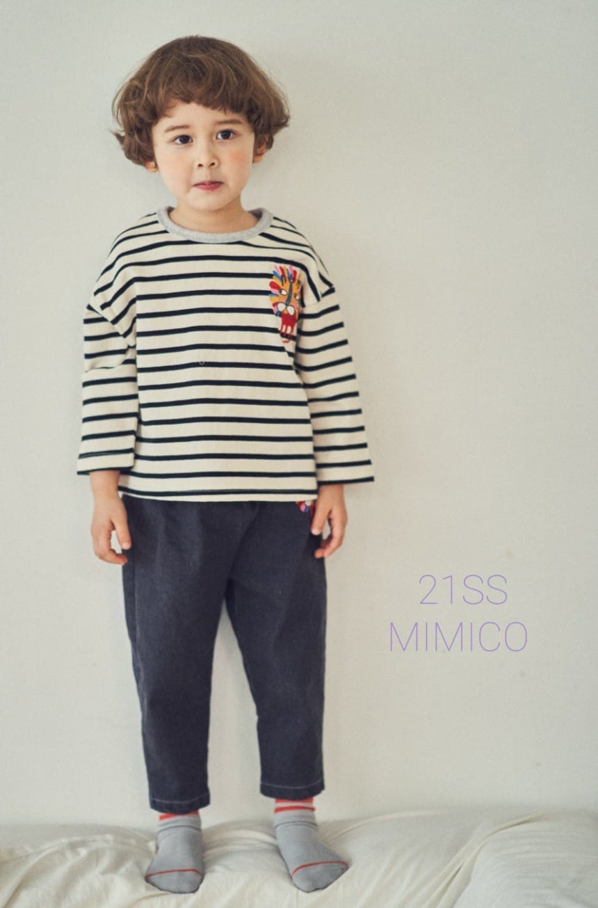 MIMICO - Korean Children Fashion - #Kfashion4kids - Amigo Tee - 6