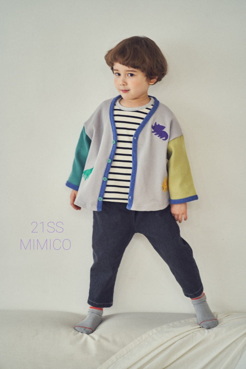 MIMICO - Korean Children Fashion - #Kfashion4kids - Amigo Tee - 7