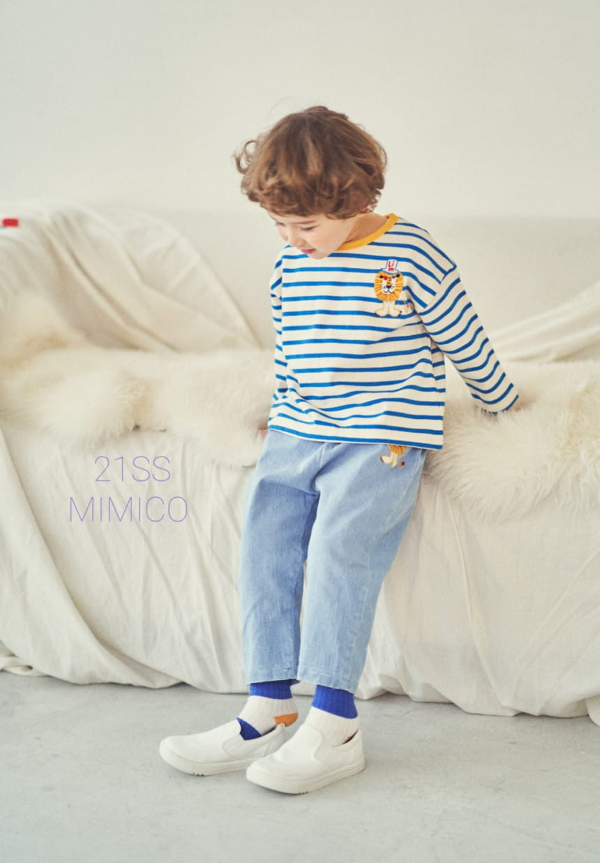 MIMICO - BRAND - Korean Children Fashion - #Kfashion4kids - Amigo Tee