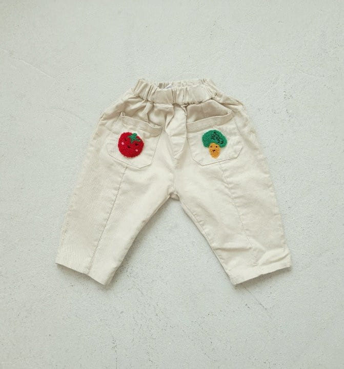 MIMICO - Korean Children Fashion - #Kfashion4kids - Mini Spring Span Pants