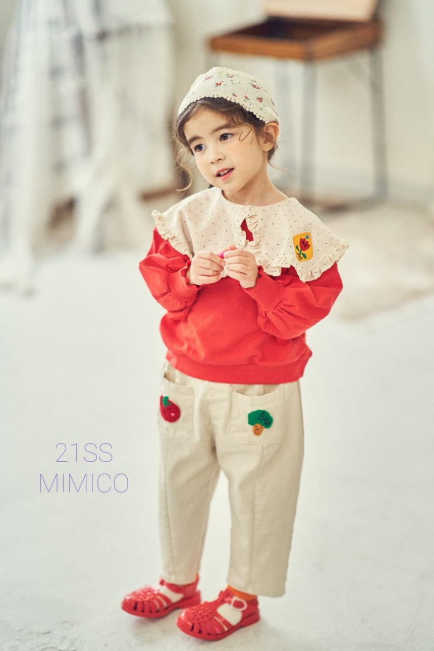 MIMICO - Korean Children Fashion - #Kfashion4kids - Mini Spring Span Pants - 2