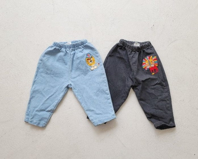 MIMICO - Korean Children Fashion - #Kfashion4kids - Leo's Pants