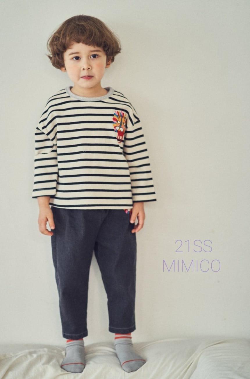 MIMICO - Korean Children Fashion - #Kfashion4kids - Leo's Pants - 3
