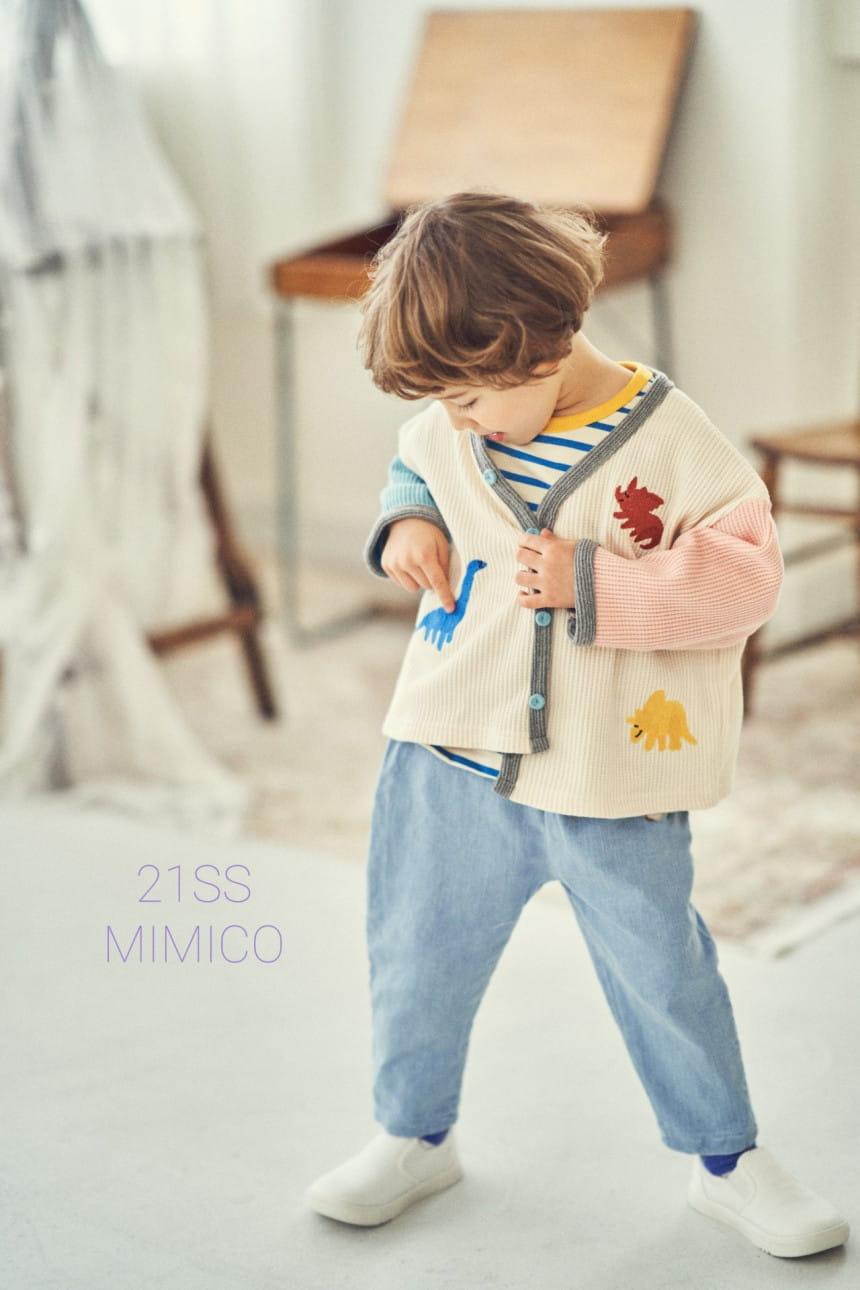 MIMICO - Korean Children Fashion - #Kfashion4kids - Leo's Pants - 5