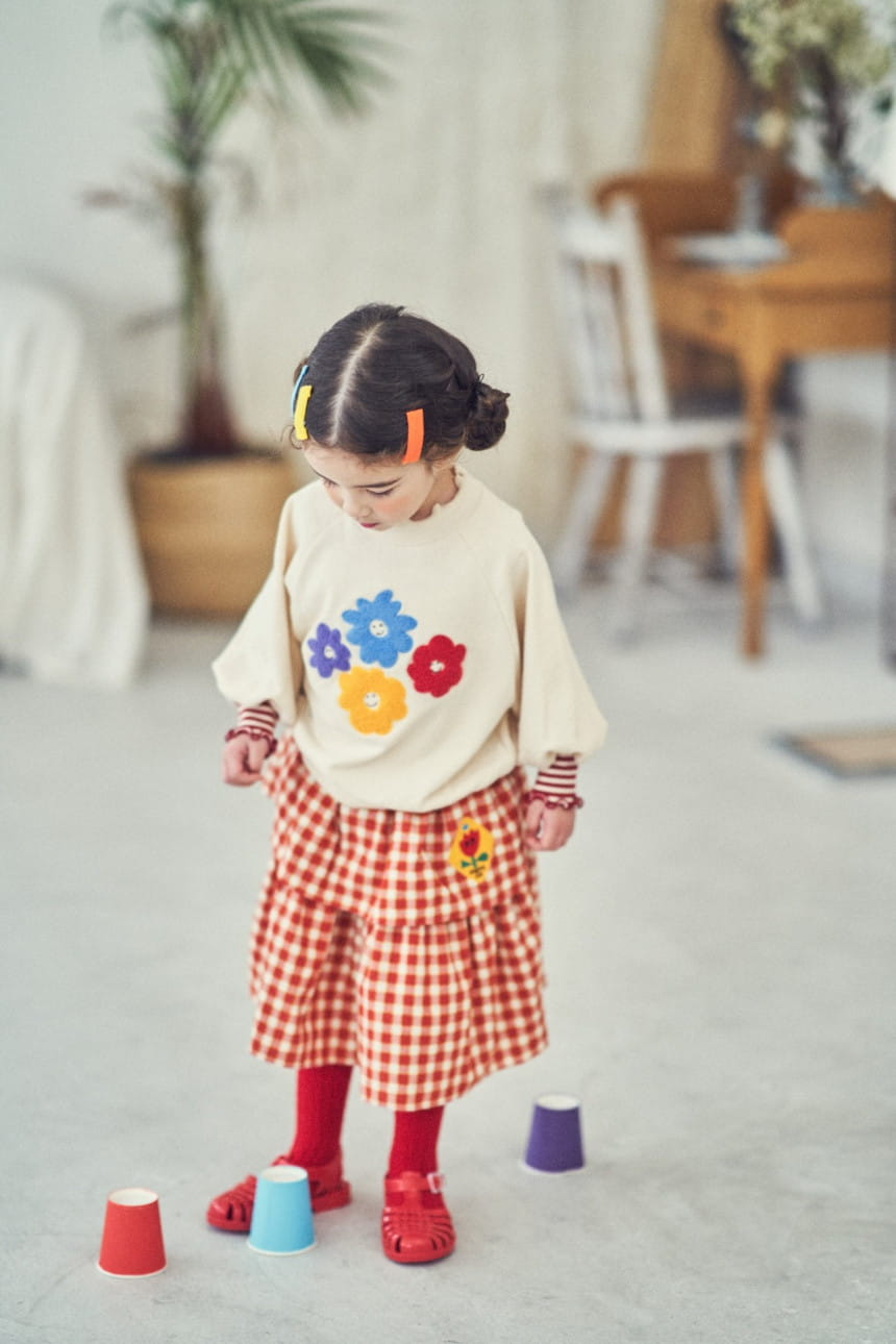 MIMICO - Korean Children Fashion - #Kfashion4kids - Mini Spring Cancan Skirt - 3