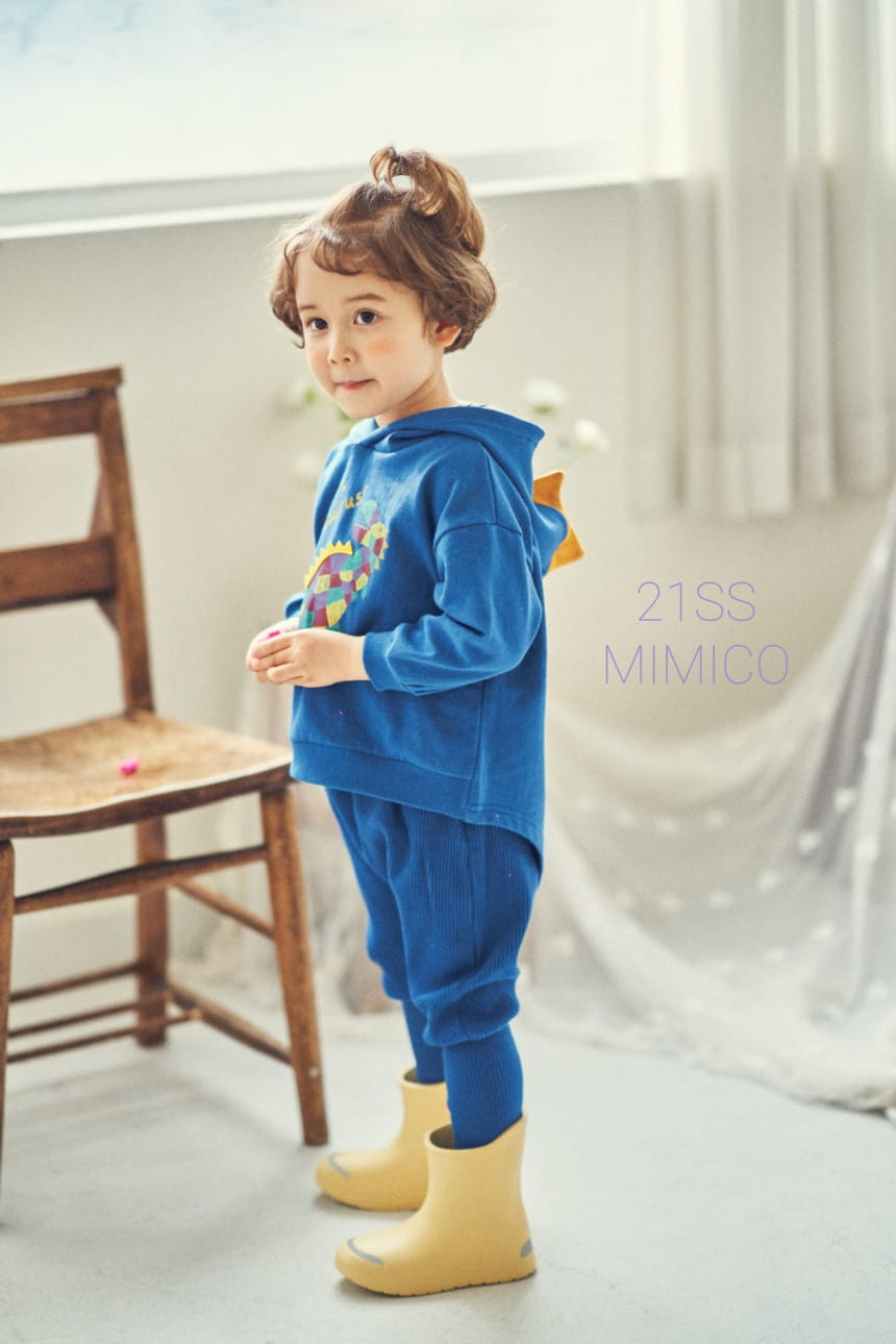 MIMICO - Korean Children Fashion - #Kfashion4kids - Dudu Pants - 3