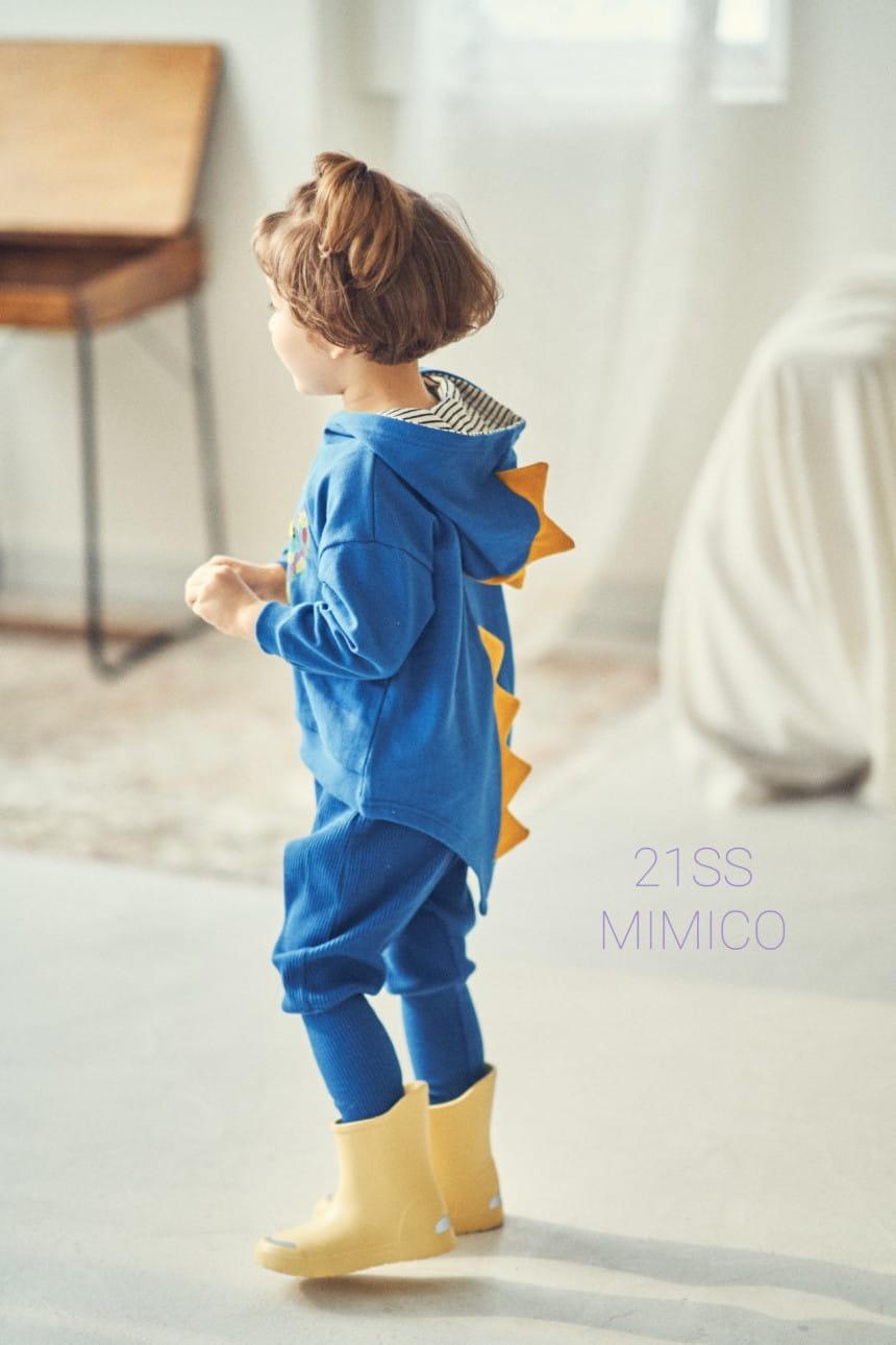 MIMICO - Korean Children Fashion - #Kfashion4kids - Dudu Pants - 4