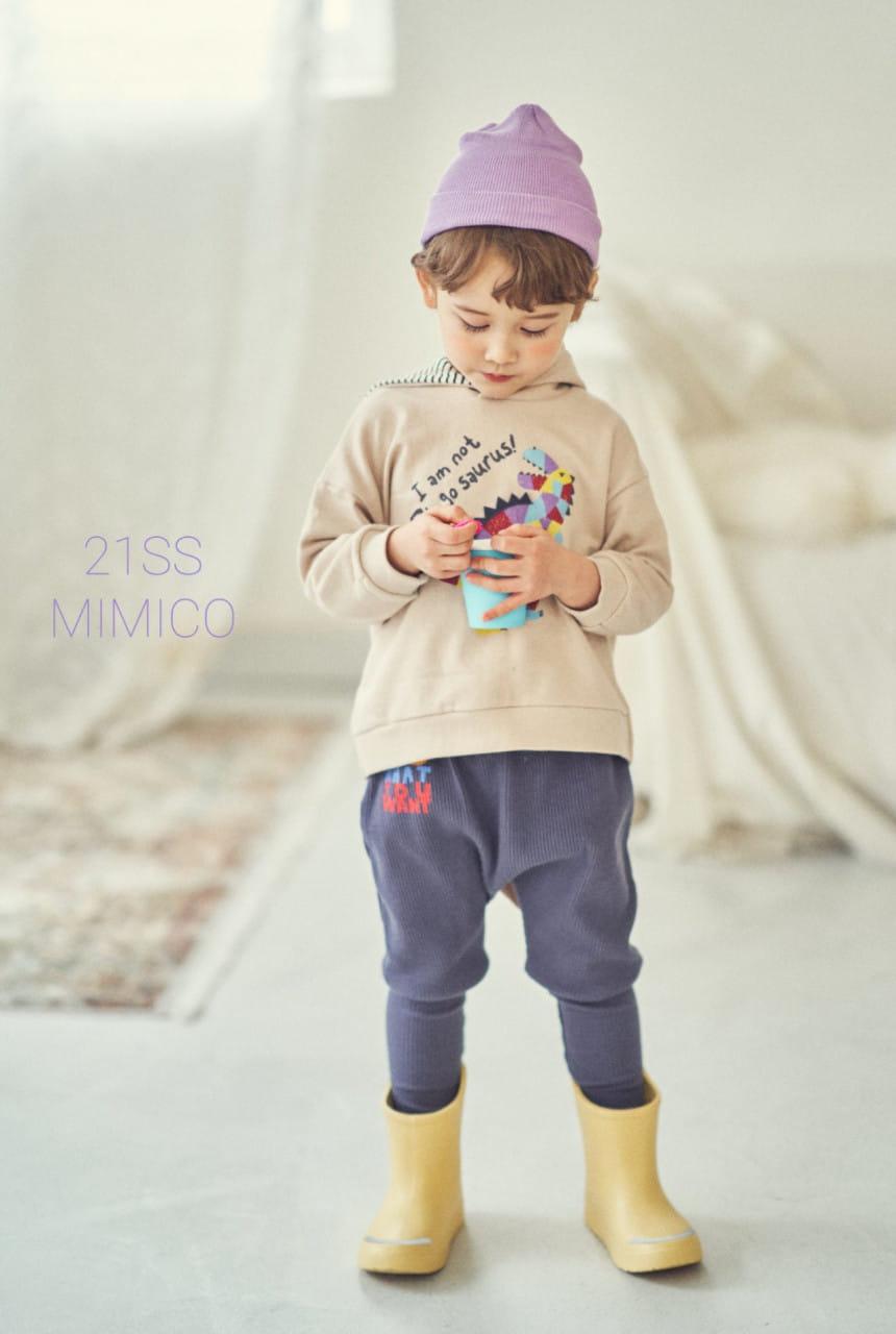 MIMICO - Korean Children Fashion - #Kfashion4kids - Dudu Pants - 5