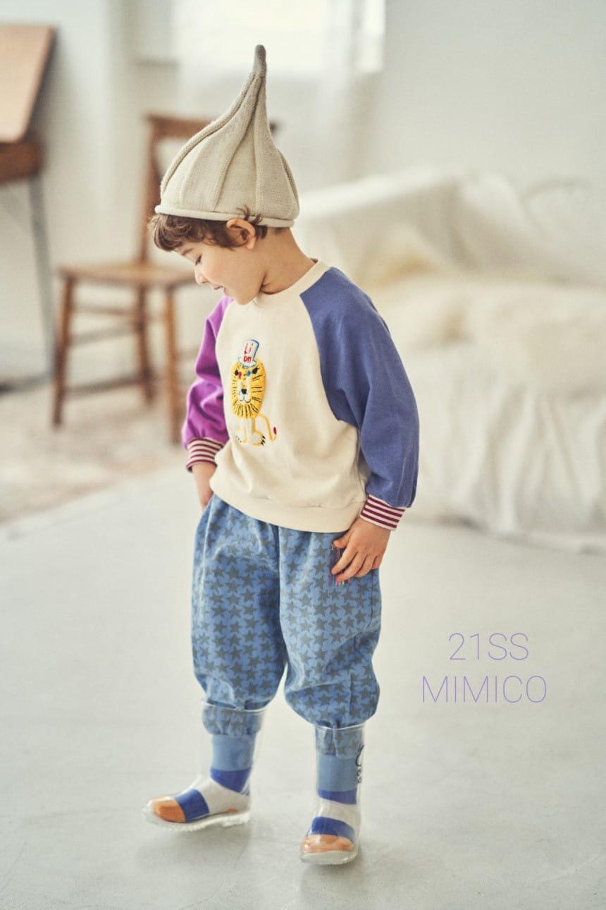 MIMICO - Korean Children Fashion - #Kfashion4kids - Star Candy Pants