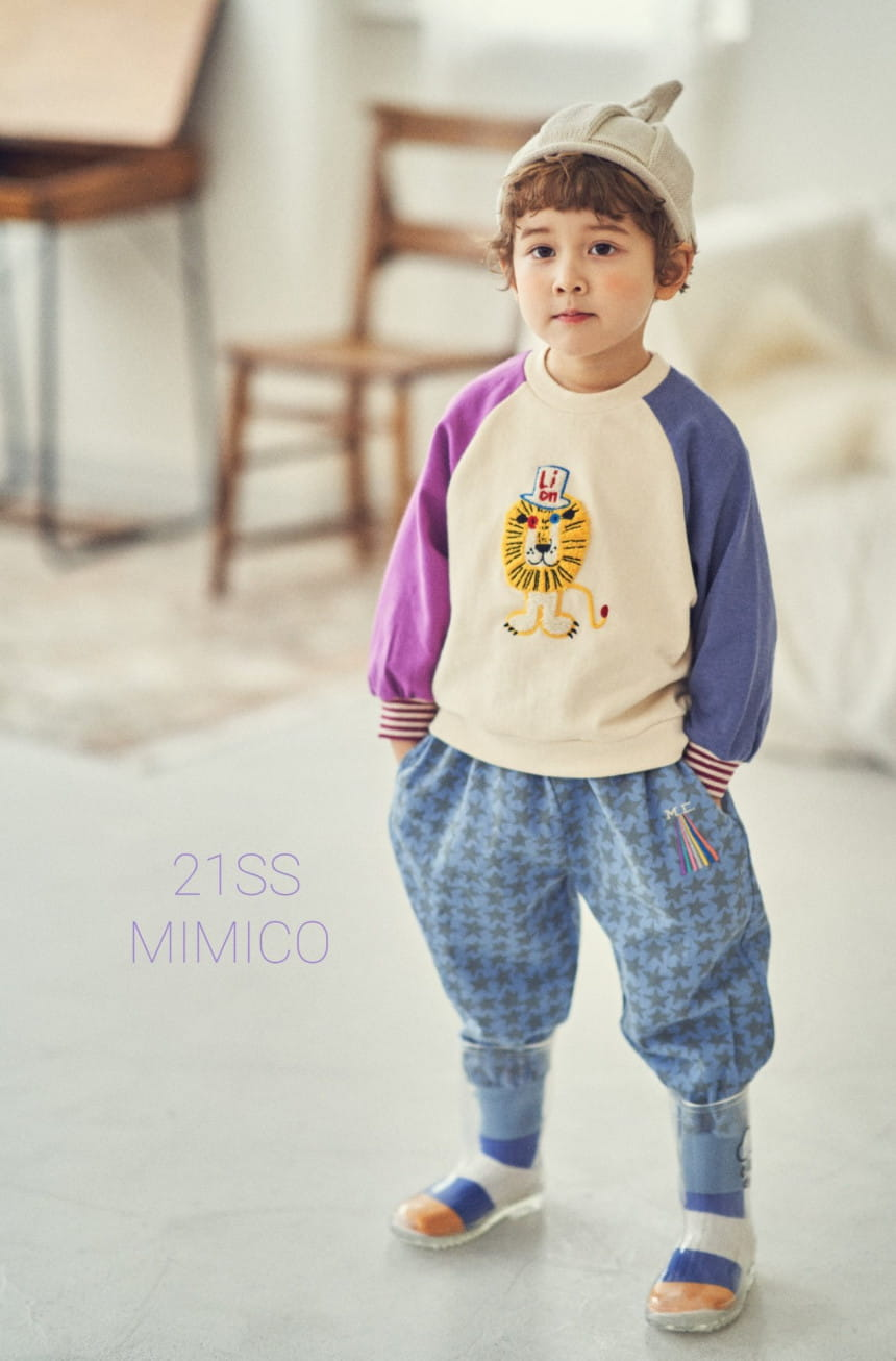 MIMICO - Korean Children Fashion - #Kfashion4kids - Star Candy Pants - 3
