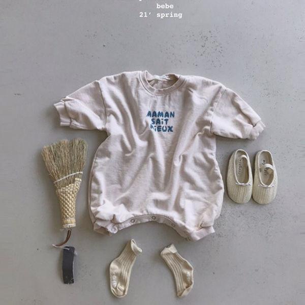 MINI POWDER - BRAND - Korean Children Fashion - #Kfashion4kids - Maman Midi Bodysuit