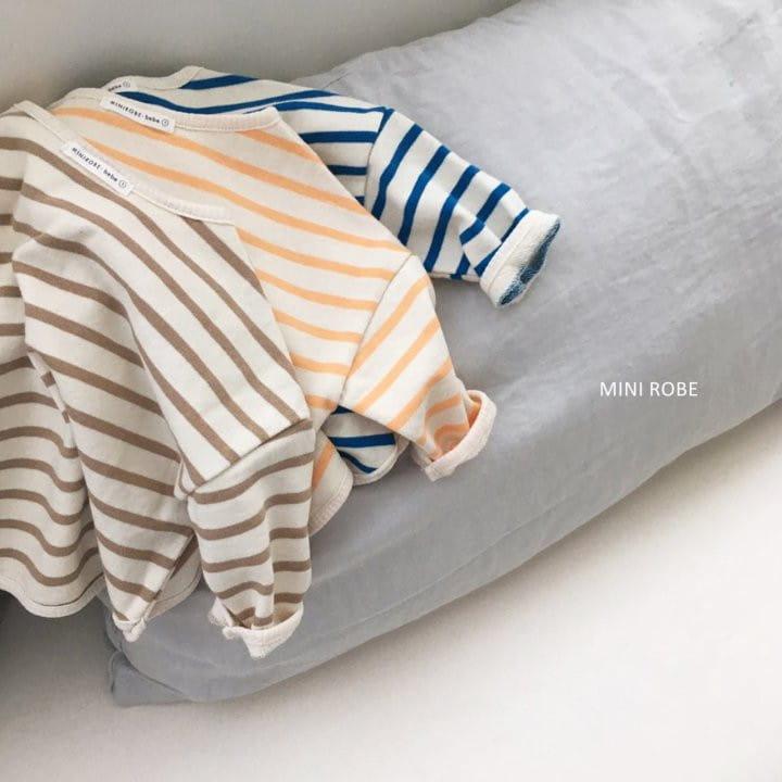MINI ROBE - Korean Children Fashion - #Kfashion4kids - Crayon Sweatshirt