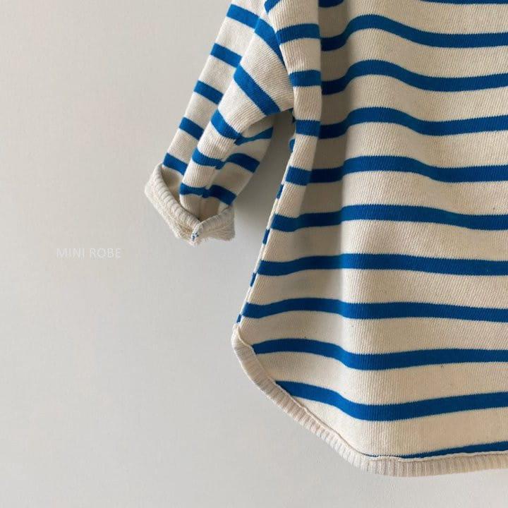 MINI ROBE - Korean Children Fashion - #Kfashion4kids - Crayon Sweatshirt - 4