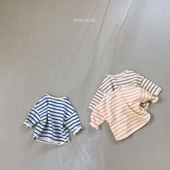 MINI ROBE - Korean Children Fashion - #Kfashion4kids - Crayon Sweatshirt - 6