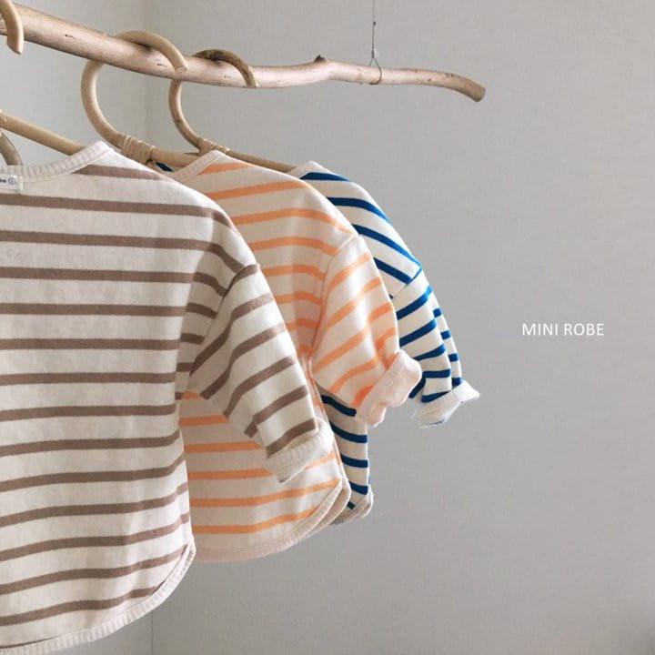 MINI ROBE - BRAND - Korean Children Fashion - #Kfashion4kids - Crayon Sweatshirt