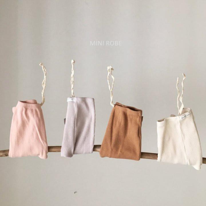 MINI ROBE - Korean Children Fashion - #Kfashion4kids - Robe Leggings