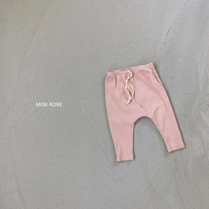 MINI ROBE - Korean Children Fashion - #Kfashion4kids - Robe Leggings - 2