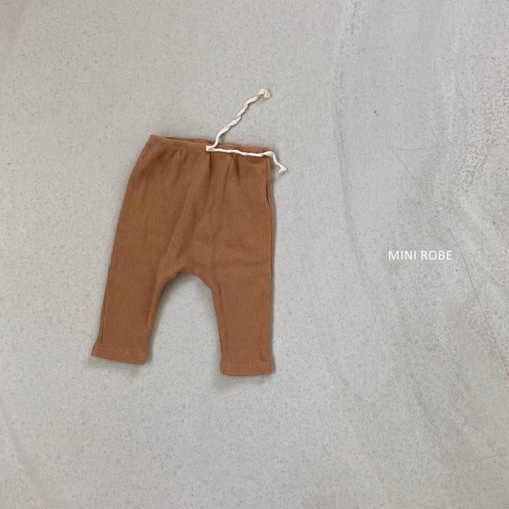 MINI ROBE - Korean Children Fashion - #Kfashion4kids - Robe Leggings - 3