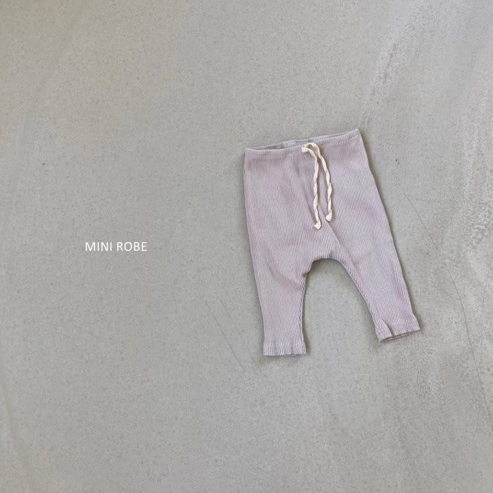 MINI ROBE - Korean Children Fashion - #Kfashion4kids - Robe Leggings - 4
