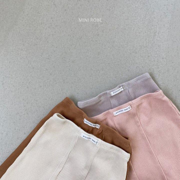 MINI ROBE - Korean Children Fashion - #Kfashion4kids - Robe Leggings - 7