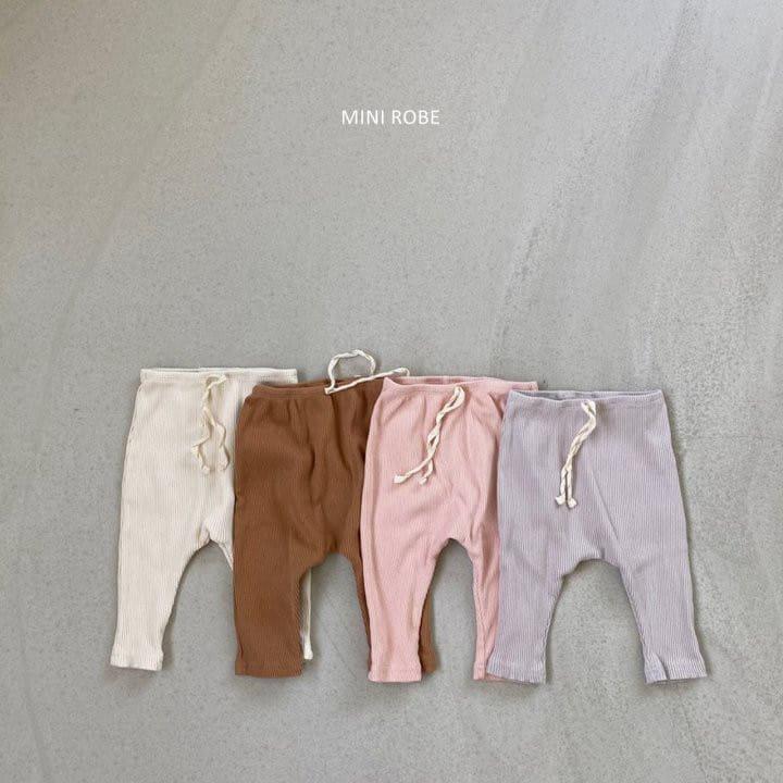 MINI ROBE - BRAND - Korean Children Fashion - #Kfashion4kids - Robe Leggings