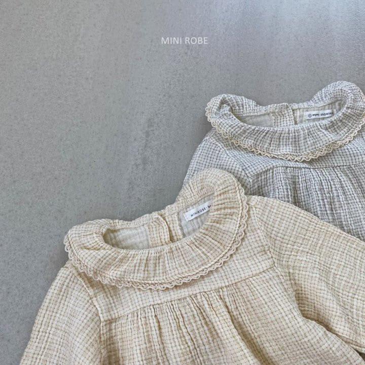 MINI ROBE - Korean Children Fashion - #Kfashion4kids - Frill Bodysuit - 2