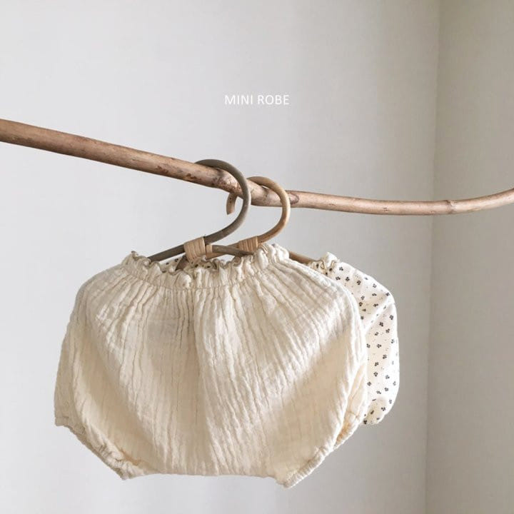 MINI ROBE - Korean Children Fashion - #Kfashion4kids - Pumkin Bloomer - 8