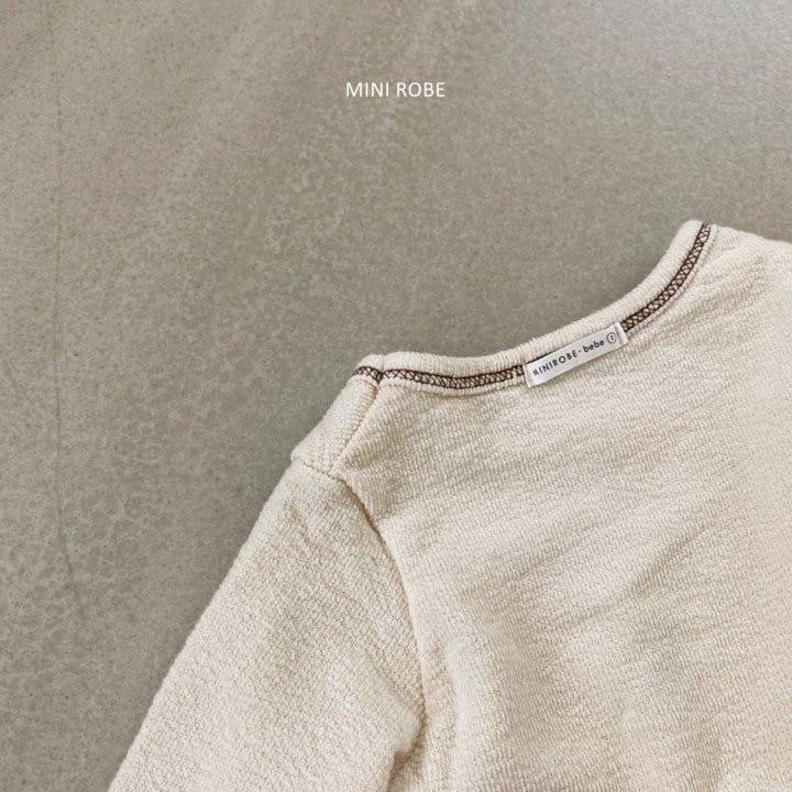 MINI ROBE - Korean Children Fashion - #Kfashion4kids - Teddy Bear Bodysuit - 10