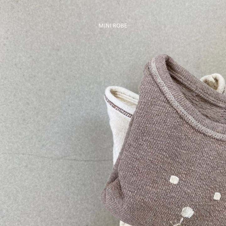 MINI ROBE - Korean Children Fashion - #Kfashion4kids - Teddy Bear Bodysuit - 9