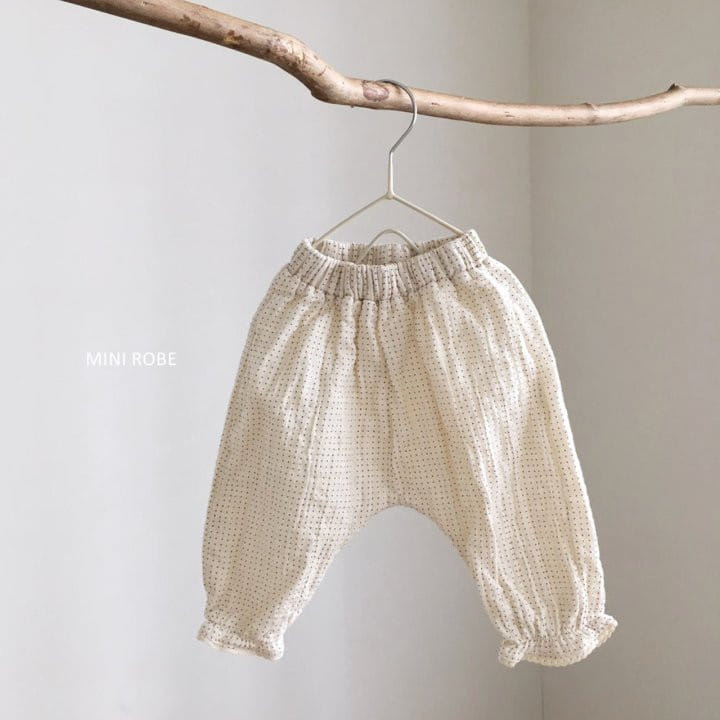 MINI ROBE - Korean Children Fashion - #Kfashion4kids - Sausage Pants