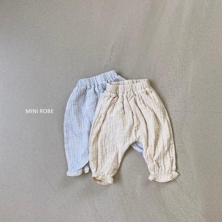 MINI ROBE - Korean Children Fashion - #Kfashion4kids - Sausage Pants - 3