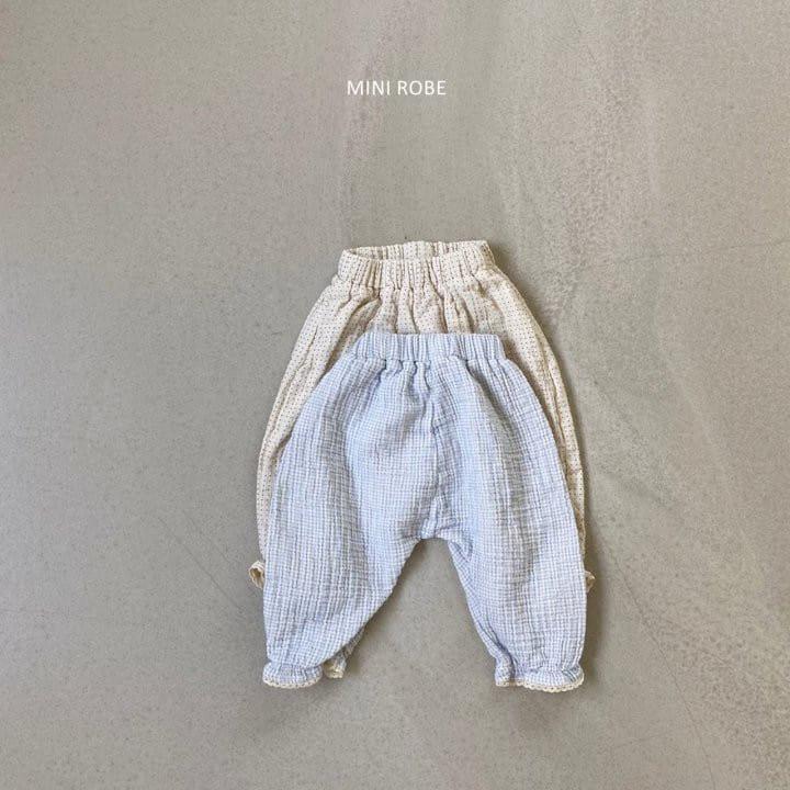 MINI ROBE - Korean Children Fashion - #Kfashion4kids - Sausage Pants - 5
