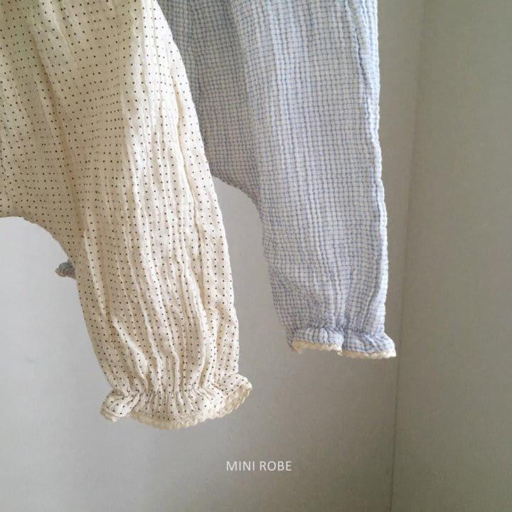 MINI ROBE - Korean Children Fashion - #Kfashion4kids - Sausage Pants - 9