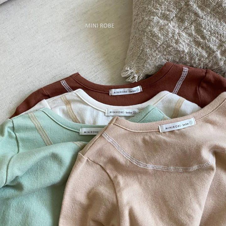 MINI ROBE - Korean Children Fashion - #Kfashion4kids - Special Easywear