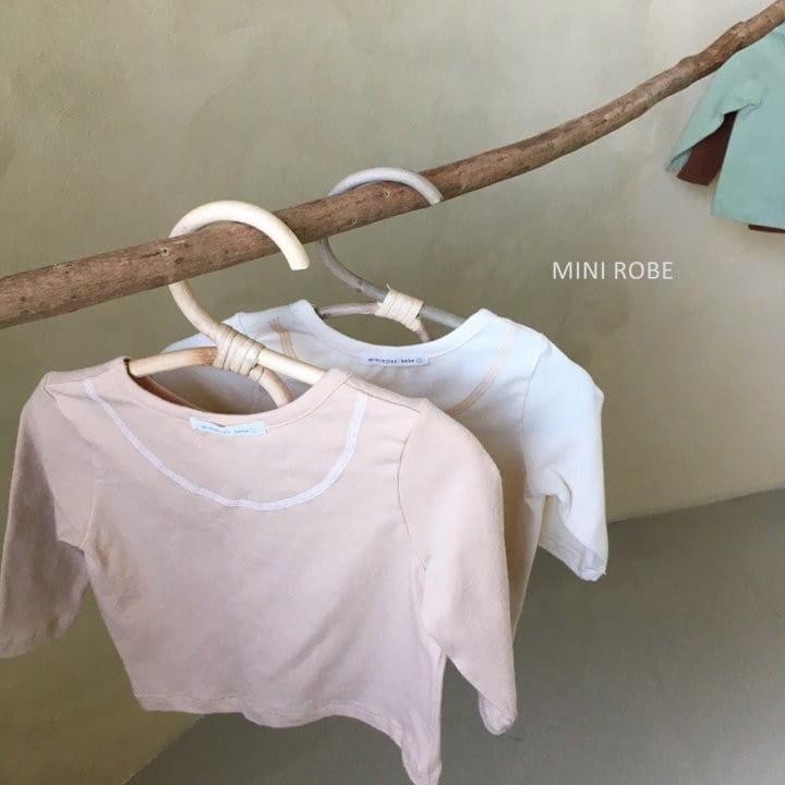 MINI ROBE - Korean Children Fashion - #Kfashion4kids - Special Easywear - 3