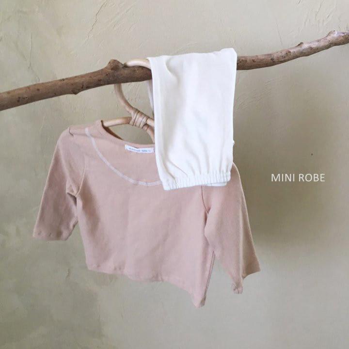 MINI ROBE - Korean Children Fashion - #Kfashion4kids - Special Easywear - 4