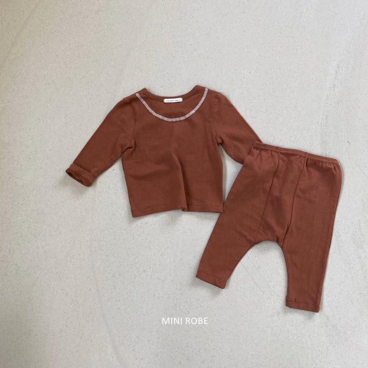 MINI ROBE - Korean Children Fashion - #Kfashion4kids - Special Easywear - 8
