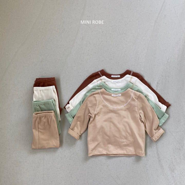 MINI ROBE - BRAND - Korean Children Fashion - #Kfashion4kids - Special Easywear