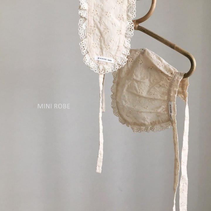 MINI ROBE - Korean Children Fashion - #Kfashion4kids - French Bonnet