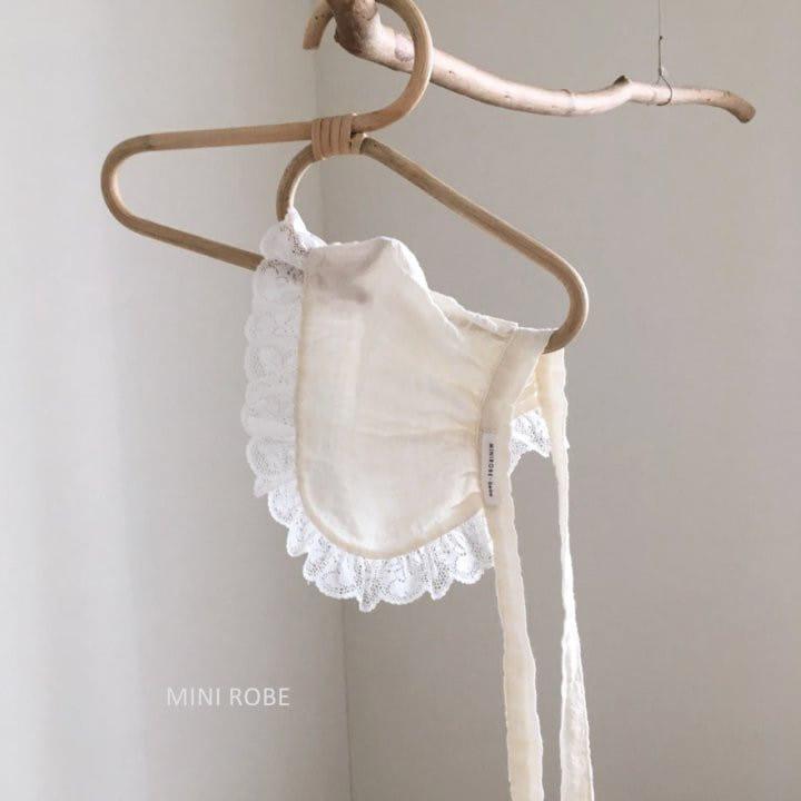 MINI ROBE - Korean Children Fashion - #Kfashion4kids - French Bonnet - 10