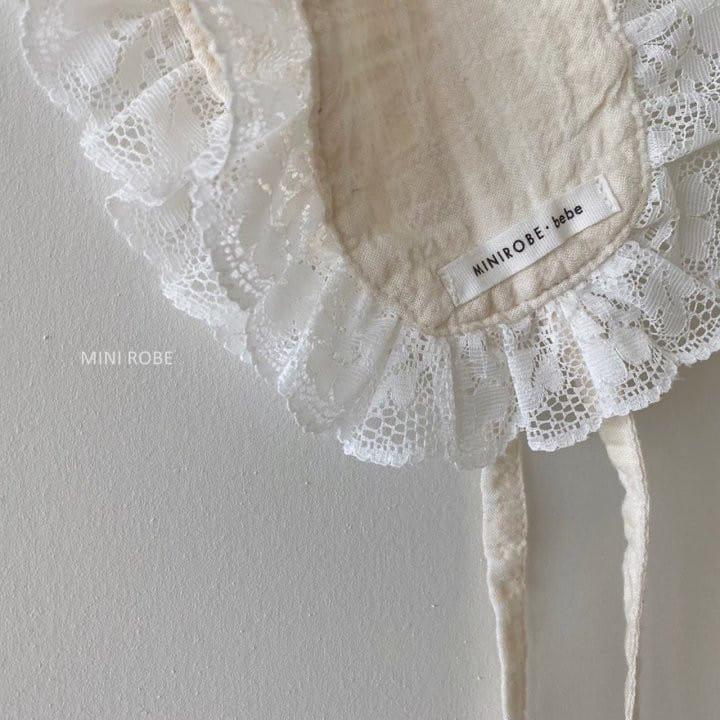 MINI ROBE - Korean Children Fashion - #Kfashion4kids - French Bonnet - 2