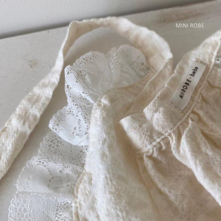 MINI ROBE - Korean Children Fashion - #Kfashion4kids - French Bonnet - 3