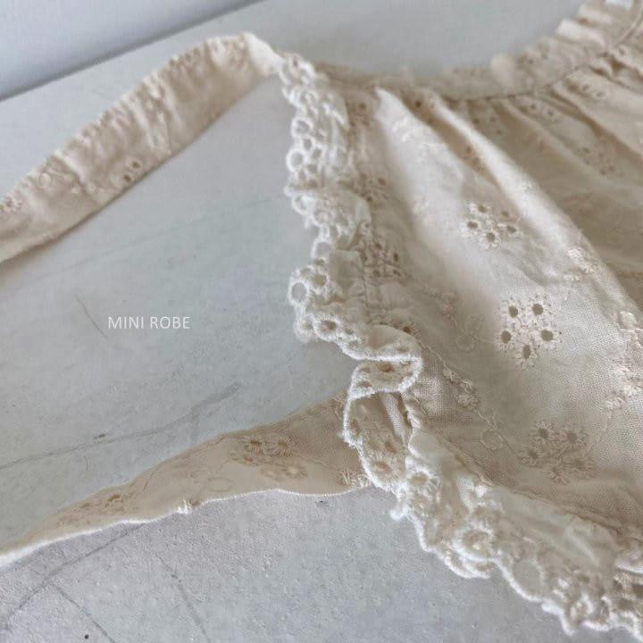 MINI ROBE - Korean Children Fashion - #Kfashion4kids - French Bonnet - 4