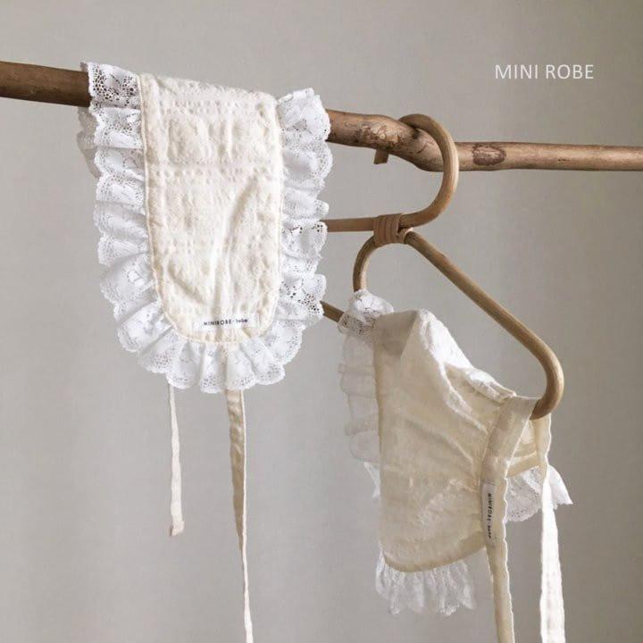 MINI ROBE - Korean Children Fashion - #Kfashion4kids - French Bonnet - 8