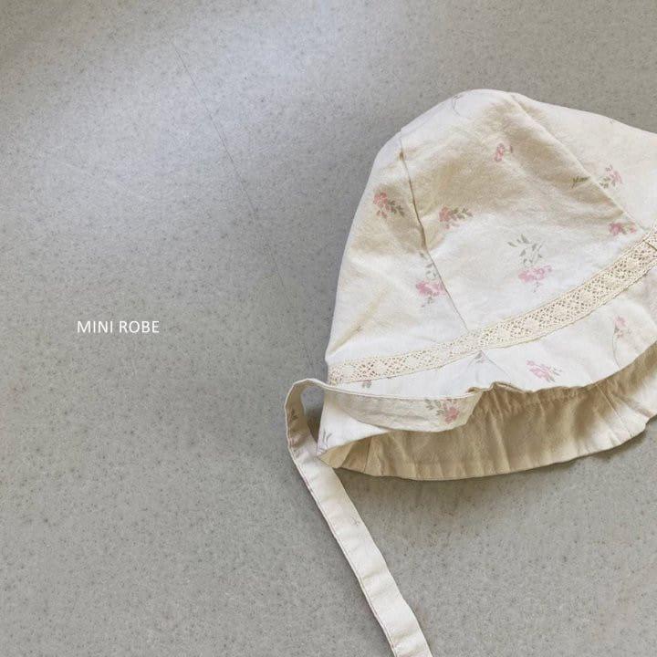 MINI ROBE - Korean Children Fashion - #Kfashion4kids - Linen Bucket Hat - 7