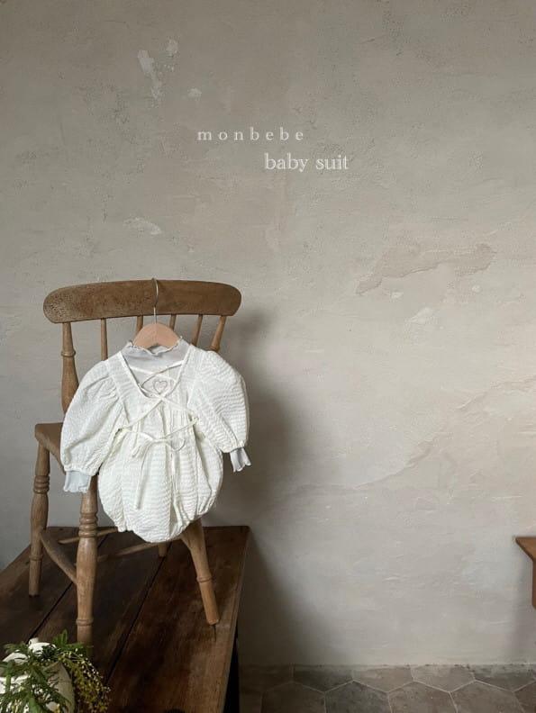 MONBEBE - Korean Children Fashion - #Kfashion4kids - Lia Bodysuit - 6